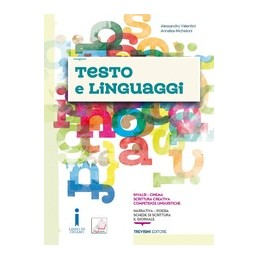 testo-e-linguaggi--vol-u