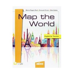 map-the-orld--cd-english-for-tourism-vol-u