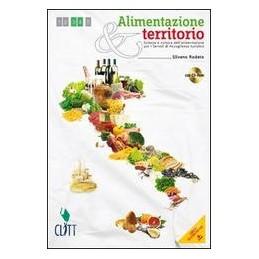 ALIMENTAZIONE & TERRITORIO +QUAD.+CD ROM