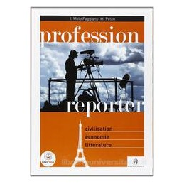 PROFESSION REPORTER +MAGAZINE