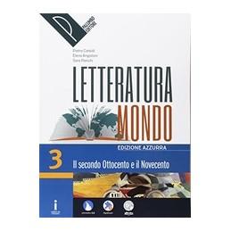 letteraturamondo-vol-3-edizione-azzurra-vol-3