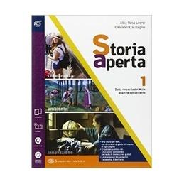 storia-aperta--classe-1--libro-misto-con-openbook-volume-1--cibo-e-lospitalita-1--extrakit--op