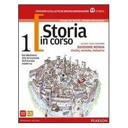 STORIA IN CORSO ED.ROSSA 1 +ATLANTE XTEC