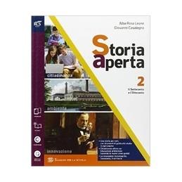 storia-aperta-classe-2--libro-misto-con-openbook-volume-2--cibo-e-lospitalita-2--extrakit--ope