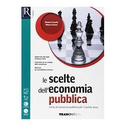 scelte-delleconomia-pubblica-le--libro-misto-con-hub-libro-young-volume--fasciolo-relazioni-int