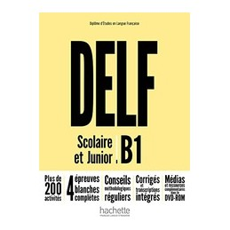 delf-b1-scolaire-et-junior-nuova-edizione-livre--dvdrom-vol-u