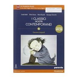classici-nostri-contemporanei-51-leopardi-edizione-mylab--vol-5
