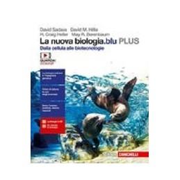 nuova-biologia-blu-la--dalla-cellula-alle-biotecnologie-plus-ldm--vol-u