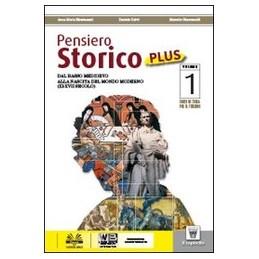 pensiero-storico-1-plus--costituzione--parole-della-storia--vol-1
