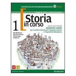 STORIA IN CORSO ED.VERDE 1 +TEMI X IPSAR