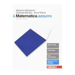matematicaazzurro-2ed--modulo-lambda-ldm--vol-u