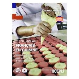 NOUVEAU FRANCAIS EN CUISINE +CD X IPSAR