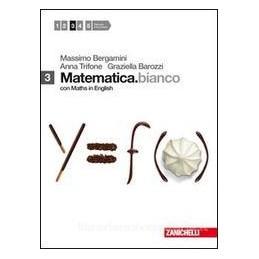 MATEMATICA BIANCO 3