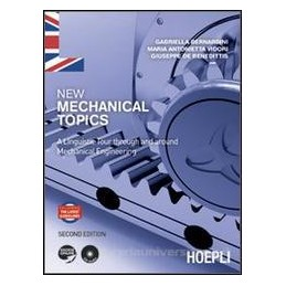 NEW MECHANICAL TOPICS +CD X TR ITI,IPIA