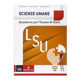 scienze-umane-quaderno-per-lesame-di-stato-lsu--vol-u