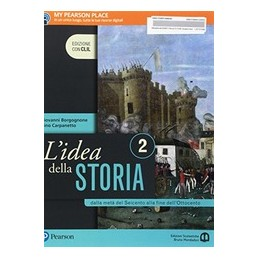 lidea-della-storia--2-edizione-con-clil-dalla-met