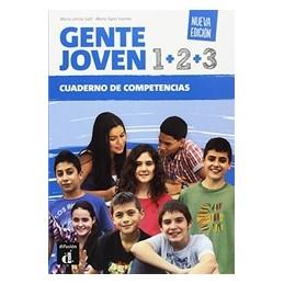 gente-joven-nuova-edizione--cuaderno-de-competencias