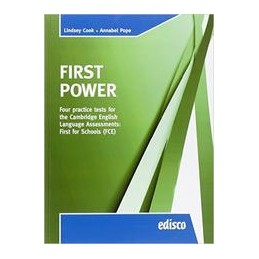 first-poer--fce-four-practice-tests-for-the-cambridge-english-assessments-first