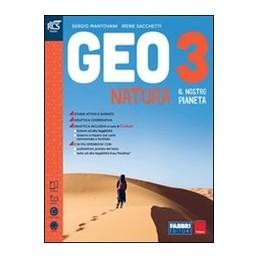 geonatura-classe-3--libro-misto-con-openbook-volume-3--atlante-osservo-e-imparo-3--extrakit--ope