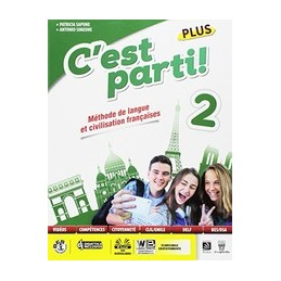cest-parti-2-plus--libro-digitale