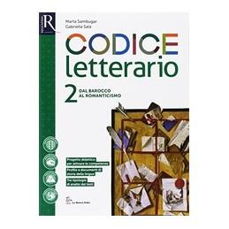 codice-letterario-2--libro-misto-con-hub-libro-young-vol-2-senza-leopardi--percorsi--hub-libro-yo
