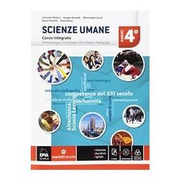 scienze-umane--volume-classe-4--ebook-corso-integrato-lsu