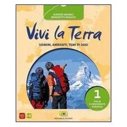 VIVI LA TERRA 3 +CARTE MUTE +GRANDI TEMI