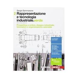 rappresentazione-e-tecnologia-industrialeverde-2ed--volume-2-ldm-prospettiva-e-ombre-disegno-i