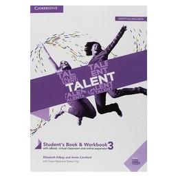 talent-3exam-toolkit-for-invalsi-and-first-sbbebook-interattivomateriali-digitali