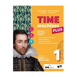 time-machines-plus--volume-1--easy-ebook-su-dvd--ebook--fascicolo-visual-literature--fascicol