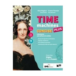 time-machines-concise-plus--easy-ebook-su-dvd--ebook--fascicolo-visual-literature--fascicolo-l