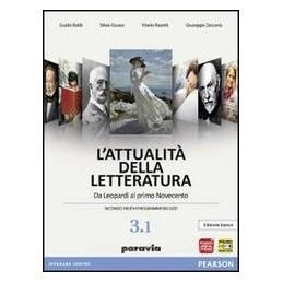 ATTUALITÀ DELLA LETTERATURA BIANCA 3 1