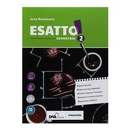esatto-aritmetica-2--geometria-2--quaderno-operativo-2--prontuario-2--easy-ebook-su-dvd--ebo