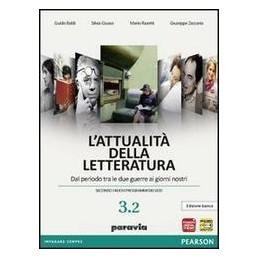 ATTUALITÀ DELLA LETTERATURA BIANCA 3 2