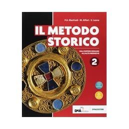 metodo-storico-il--volume-2--ebook-dallimpero-romano-allalto-medioevo