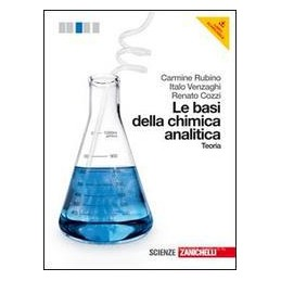 BASI DELLA CHIMICA ANALITICA  TEORIA+PDF