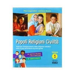 popoli-religioni-civilt-volume-1