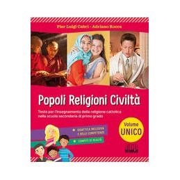 popoli-religioni-civilt-volume-unico