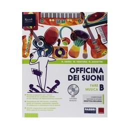 officina-dei-suoni--libro-misto-con-hub-libro-young-vol-b--dvd-ascolti--hub-libro-young--hub-ki