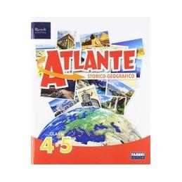 fantastiche-quattro-le-classe-4--tomo-antropologico--quaderno--atlante--lapbook