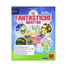fantastiche-quattro-le-classe-4--tomo-scientifico--quaderno--lapbook