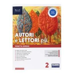 autori-e-lettori-piu--libro-misto-con-hub-libro-young-vol-2--quad--letteratura--dvd--hub-you