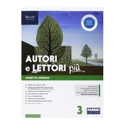 autori-e-lettori-piu--libro-misto-con-hub-libro-young-vol-3--quad--speciale-esame--attualita
