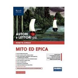 autori-e-lettori-piu--libro-misto-con-hub-libro-young-mito-ed-epica--hub-young--hub-kit