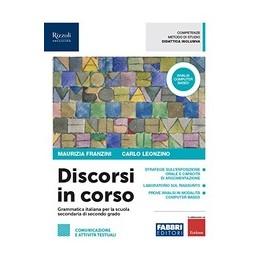 discorsi-in-corso--libro-misto-con-hub-libro-young-vol-comunicaz-e-attivita-testuali--hub-youin