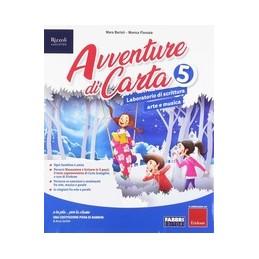 avventure-di-carta-classe-5--sussidiario-dei-linguaggi