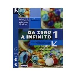 da-zero-a-infinito--libro-misto-con-hub-libro-young-vol-1--quad--eserciziario-matematica--prov