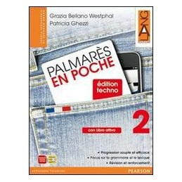 PALMARES EN POCHE EDITION TECHNO 2 +ACT.
