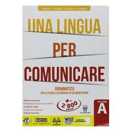 una-lingua-per-comunicare-volume-ab