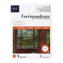 corrispondenze--libro-misto-con-hub-libro-young-vol-narrativa--fascicolo-scrittura-creativa--vol